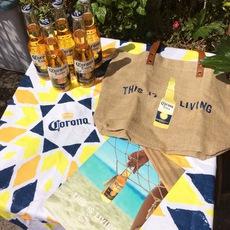 CoronaビールキャンペーンSTART!